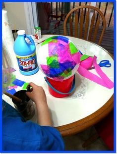 Read how to make beautiful Easter baskets on our blog!  And link up products and blog posts too!