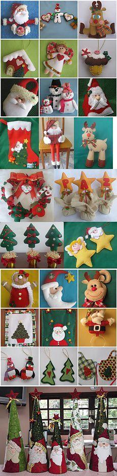Brinquedos na árvore de Natal com suas próprias mãos, e sob a árvore de Natal ..