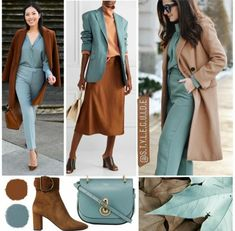 Color combinations for clothes Colour Combinations Fashion, Color Combinations For Clothes, Color Blocking Outfits, Fashion Colours, Colorful Fashion, Classy Outfits, Chic Outfits, Winter Outfits, Fashion Outfits