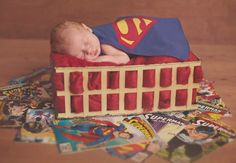 Newborn Photo Prop Super Hero Cape by IntoCreations on Etsy