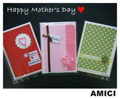 Homemade Mother's Day Card.  http://amici8.pixnet.net/blog/post/6564843