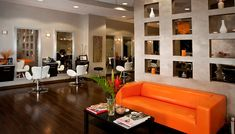 Modern Hair Salon Waiting Area - Bing images