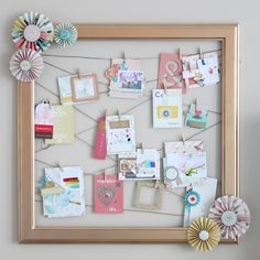 Stephanie Bryan for Crate Paper -- identity board using the Style Board collection