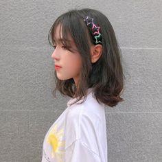 @ Elementary_Cong - New Site Ulzzang Hair, Ulzzang Korean Girl, Cute Korean Girl, Korean Short Hair, Uzzlang Girl, Asian Hair, Girl Short Hair, Beautiful Asian Girls, Aesthetic Girl