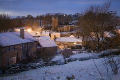 #Britain #Wakes Up To #Blanket Of #Snow As #Arctic #Air #Flow Hits The #Uk After #Storm #Caroline