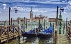 Venezia in winter colors