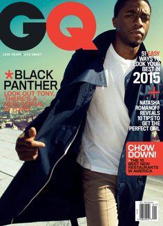 Black Panther GQ