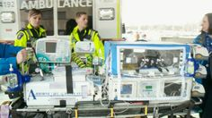 CHEO's neonatal transport unit has been on the road for almost a year and as CTV's Katie Griffin reports, it has helped save many lives.
