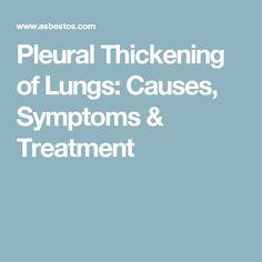 Pleural Thickening Natural Treatment