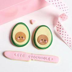 #GlossyboxUK #DeliciouslyStella #Avocado #Cookies