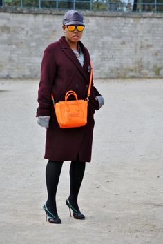 Winter Fashion - Winter Outfits And Cold-Weather Style