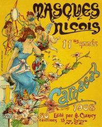 Masques Nicois Carnaval