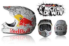 Marvin Musquin Airoh Red Bull Capacetes Pinterest