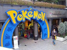 Osaka Pokemon Center, Japan - Well I definitely have to go here...