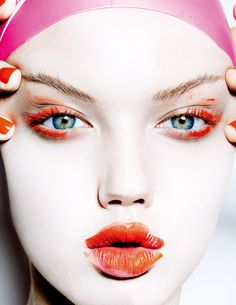 Lindsey Wixson by Mario Testino-for Vogue Japan