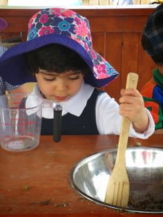 Mixing up a delicious pie in our outdoor kitchen. Photo A Day, Pie, Kitchen, Outdoor, Torte, Outdoors, Cake, Cooking, Fruit Flan