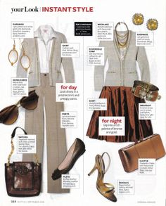 InStyle Instant Style - AM to PM - The Cardigan by Debbie the Deboxer, via Flickr
