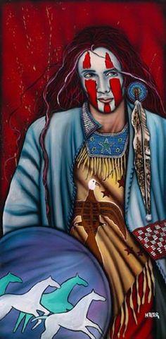 Henri Peter Native American Art