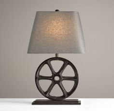 Gearworks Table Lamp | Table | Restoration Hardware Baby & Child