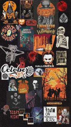 Halloween Wallpaper Iphone, Iphone Wallpaper, Halloween Backrounds, Creepy, Scary, Fall Room Decor, Horror, Bad Girl Wallpaper, Fall Halloween