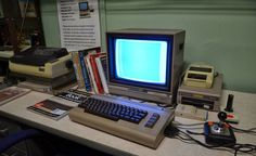 Back in the 1980s this was just about all you needed to have a great time, every day. No internet, no mobile devices.