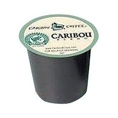 Caribou Coffee, Caribou Blend, K-Cup Portion Pack for Keurig K-Cup Brewers, 24-Count      http://www.amazon.com/dp/B00474OR8G/?tag=pinterest07d-20