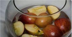 A incrível água de maçã - ela pode eliminar até 7 quilos em 1 mês se você consumi-la desta forma! | Cura pela Natureza