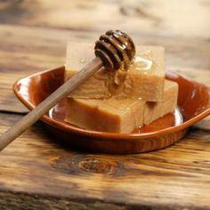 Cómo hacer jabón de miel