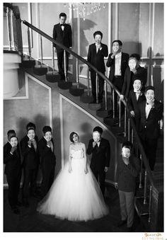 haha-byul pre wedding