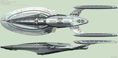 USS Aventine, Vesta-Class by Mark Rademaker