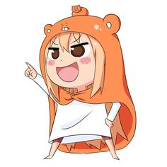 Umaru Doma (Himouto! Umaru-Chan) 도마 우마루 (건어물 여동생! 우마루짱)