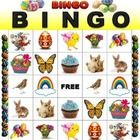Free!  Easter Bingo Game with images. Great for teaching vocabulary