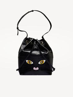 YAZBUKEY , Cat Bucket Çanta  #yazbukey #cat #bucket #bag #black #shopigo #shopigono17 #ss16 #conceptstore #onlinestore #onlineshopping #buyonline #onlineconceptstore #womensfashion #womensstyle #fashion