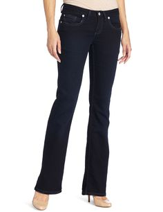 7cfafdf2f8 Clothing, Shoes & Jewelry > Women > Clothing > Jeans > Dickies Women's Slim  Boot Cut Jean, Vintage Dark Indigo, 12 Long Get Price Contour.