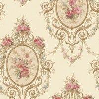 Neoclassic Cameo | Wallpaper Warehouse