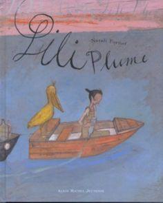 Lili Plume - N. Fortier : un album tout doux, plein d'humour et de poésie...
