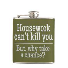 HOUSEWORK custom color flask for women