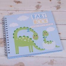 TICKBB01 - Blue Baby Book