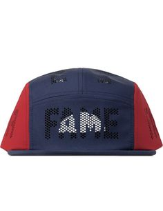 HALL OF FAME Navy Reflect Perf Cap | HBX.