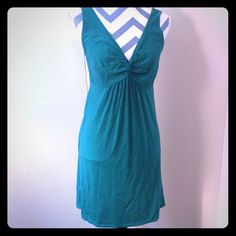 Perfect Condition Summer Dress Teal
