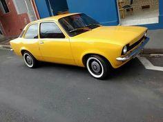 Chevrolet Chevette.
