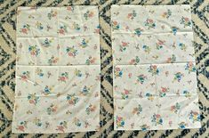 Vintage Bedding, Vintage Room, Bed Pillows, Pillow Cases, The Unit, Iron, Floral, Bedroom Vintage, Pillows