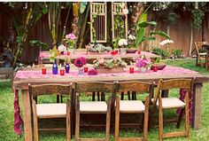 Mummy's Little Dreams: Balinese Themed Parties and Weddings