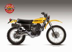 """Motosketches: ANCILLOTTI """"SCARAB SPIRIT"""" 450"""