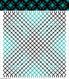 Muster # 78325, Streicher: 30 Zeilen: 30 Farben: 6