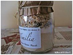 Un regalo ricevuto e stra gradito: Preparato per Muffins con farina di Timilia Cinnamon Raisin Muesli