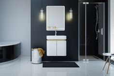 Znalezione obrazy dla zapytania łazienka szyba prysznicowa