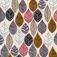 Forest Floor, Bark and Branch collection by Eloise Renouf for Cloud 9 Fabrics, Organic Fabric, One Yard on Etsy, $12.50