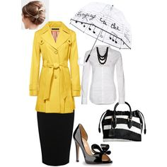 """""""I Feel the Rain"""" by kingsdaughter on Polyvore"""