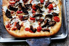 Make Your Own Pan Pizza | Pizza, Bread Machines and Breads